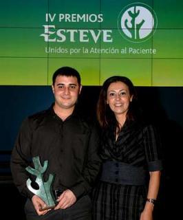 Foto de la Voz de Galicia - IV Premios Esteve