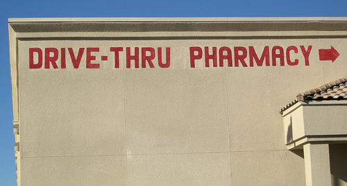 drivethru pharmacy